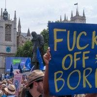 Scottish Judges Rule Prorogation Unlawful As The DUP Seeks Annexation By Bridge