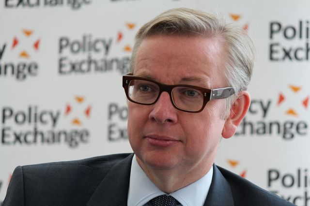 "Michael Gove: UK Will ""Safeguard"" Security On The Island Of Ireland"