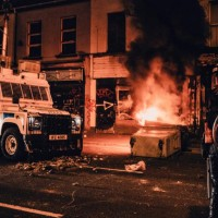 DUP Cynically Exploits UDA Gang Violence In Derry And Belfast